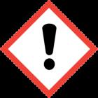 GHS-07 Gesundheitsgefährdend (Achtung)