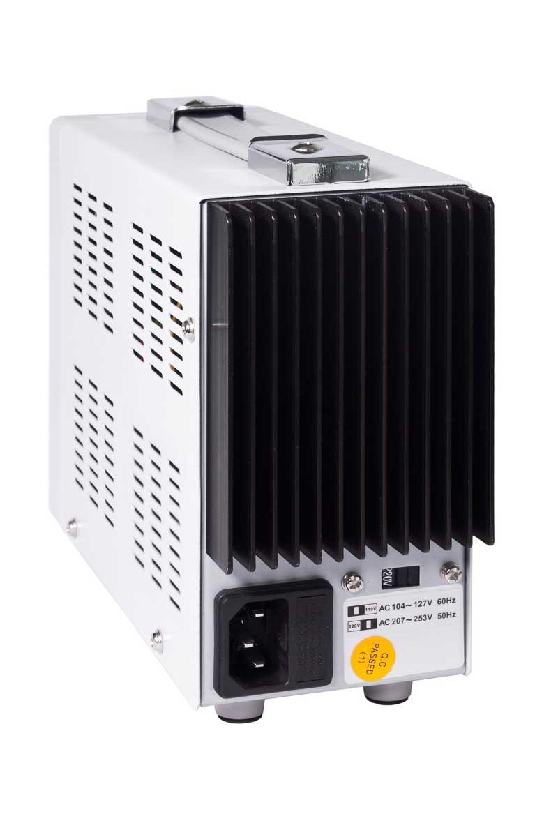 Labornetzgerät PeakTech 6080-A 0-15V 3A LC-Display