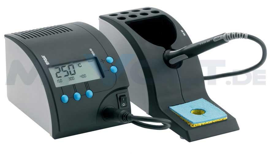 digitale Lötstation ERSA RDS-80 mit LC-Display 80 Watt RDS80