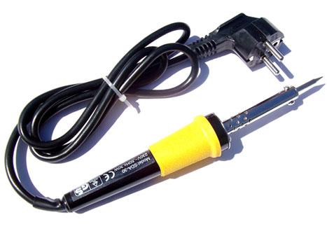 Handlötkolben 30 Watt