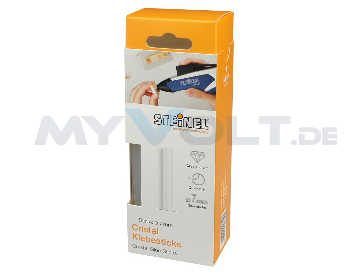 Steinel Klebesticks (Cristal-Sticks) 7x 150mm für neo1 - neo2 und neo3