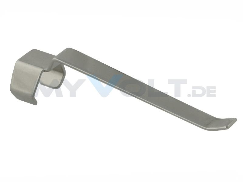 Metallclip für 2mm Glasfaserradierer (altes Modell)