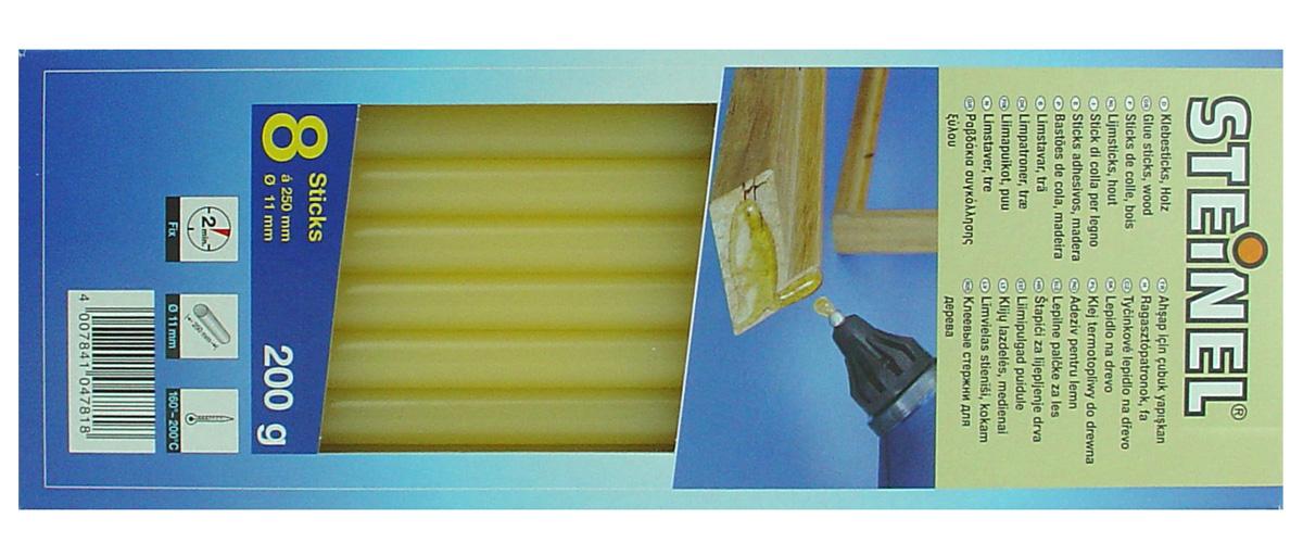 Steinel Klebesticks (Holz-Sticks) 11x 250mm