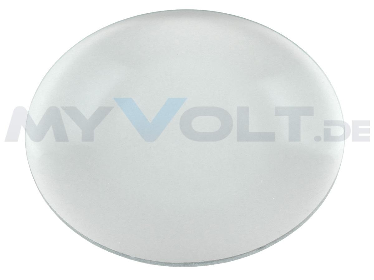 Ersatzlinsen 127mm für Lupenleuchten Lumeno (glasklar) 3, 5 oder 8 Dioptrien