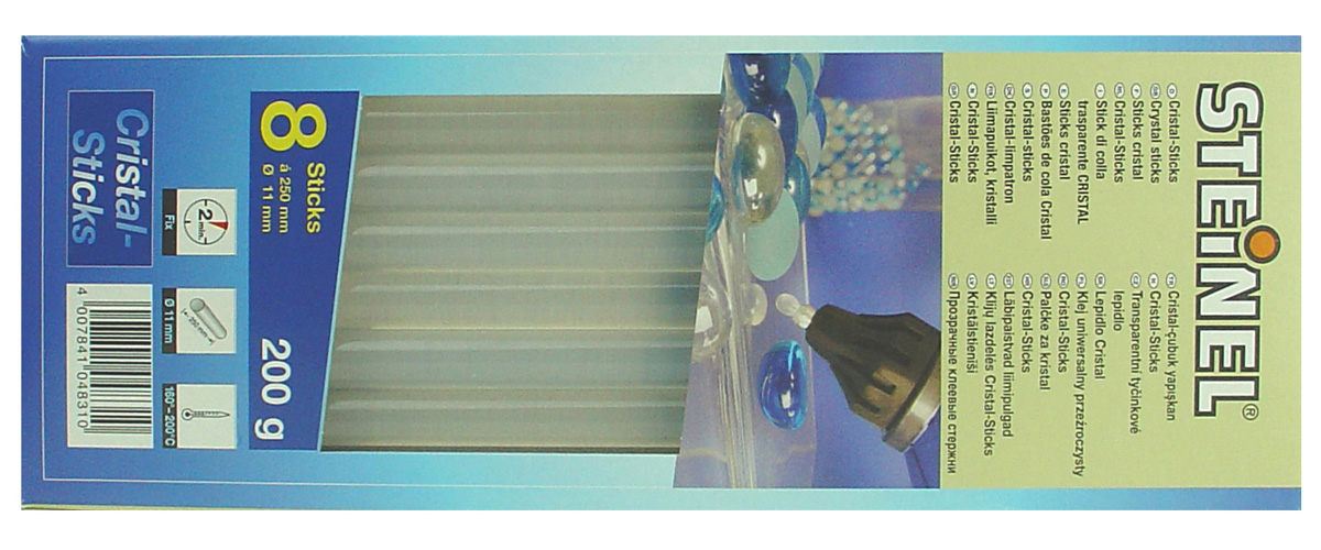 Steinel Klebesticks (Cristal-Sticks) 11x 250mm