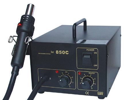 Lötstation / Heißluftstation A-850C