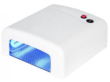 UV-Lichthärtegerät 4x 9 Watt ( 230 V / 36 Watt )