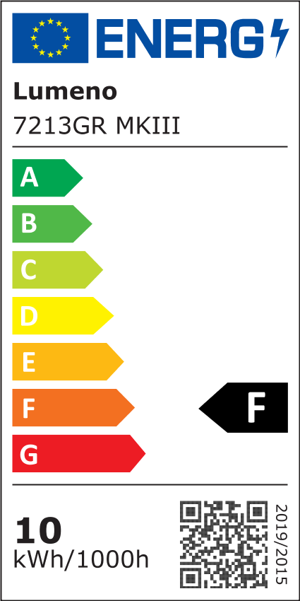 LED Lupenleuchte 96 LEDs Lumeno 3 Dioptrien (grau) - Lupenlampe