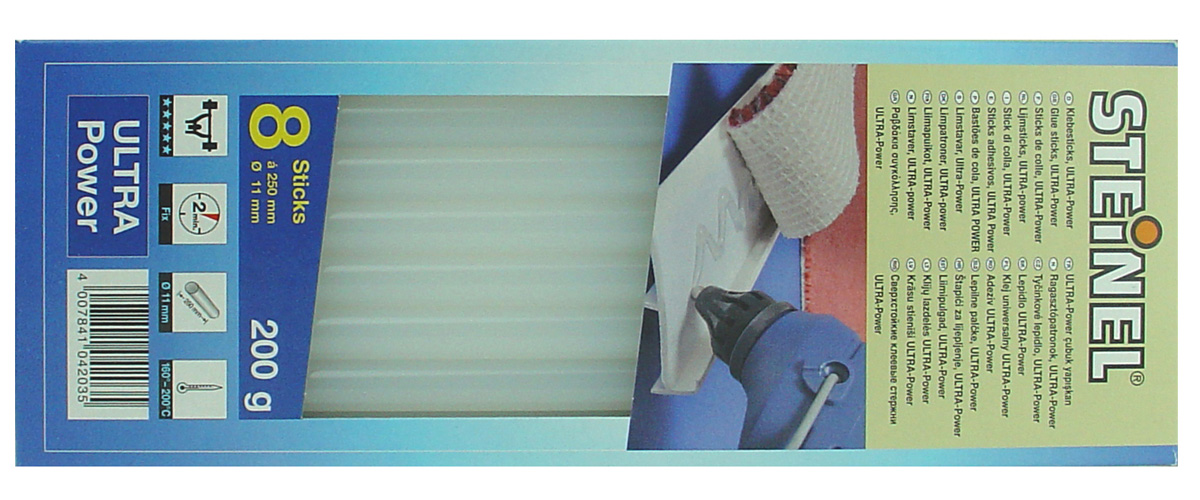 Steinel Klebesticks (Ultra-Power) 11x 250mm