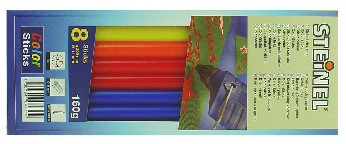 Steinel Klebesticks (Color-Sticks) 11x 200mm