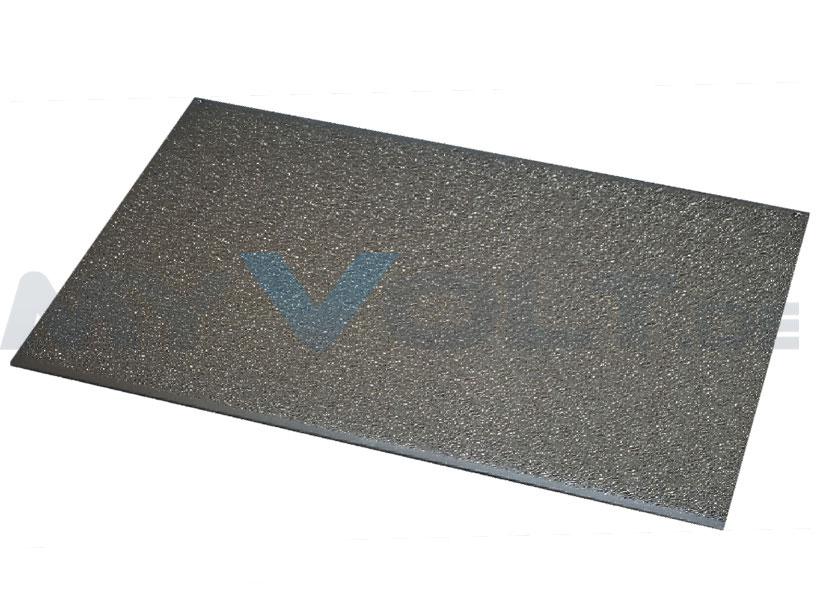 ESD-Bodenmatte 910x 1500x 9,5mm mit 2x 10mm Druckknöpfen