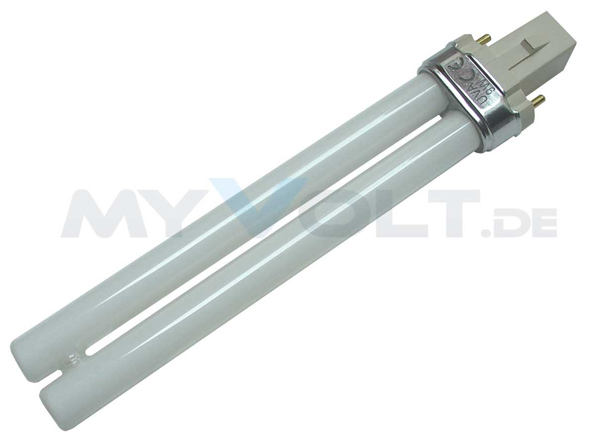 UV-Ersatzleuchtmittel 9 Watt (UV-A)