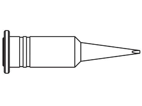 Lötspitze ERSA 0G132CN 1,0mm meißelförmig