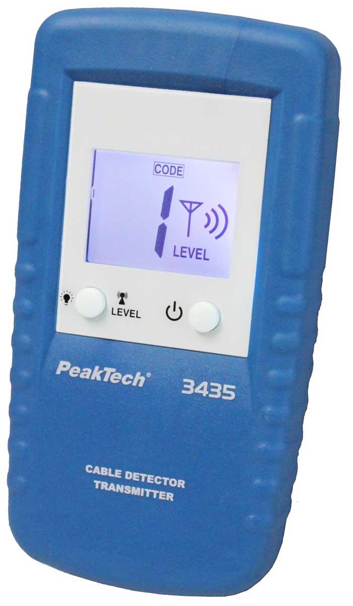 Leitungssuchgerät PeakTech P-3435 Leitungssucher