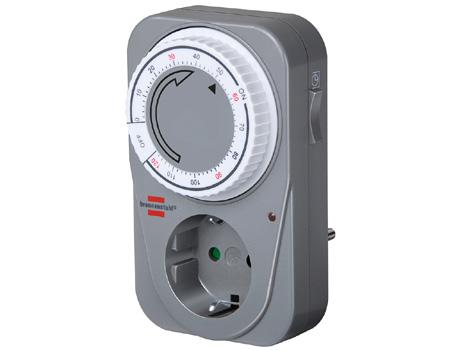 Zeitschaltuhr 120min - Kurzzeitschalter 230V (Kurzzeitschaltuhr)