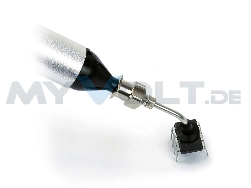 Vakuumpipette Vakuumstift ESD-sicher mit 3 Saugnäpfen