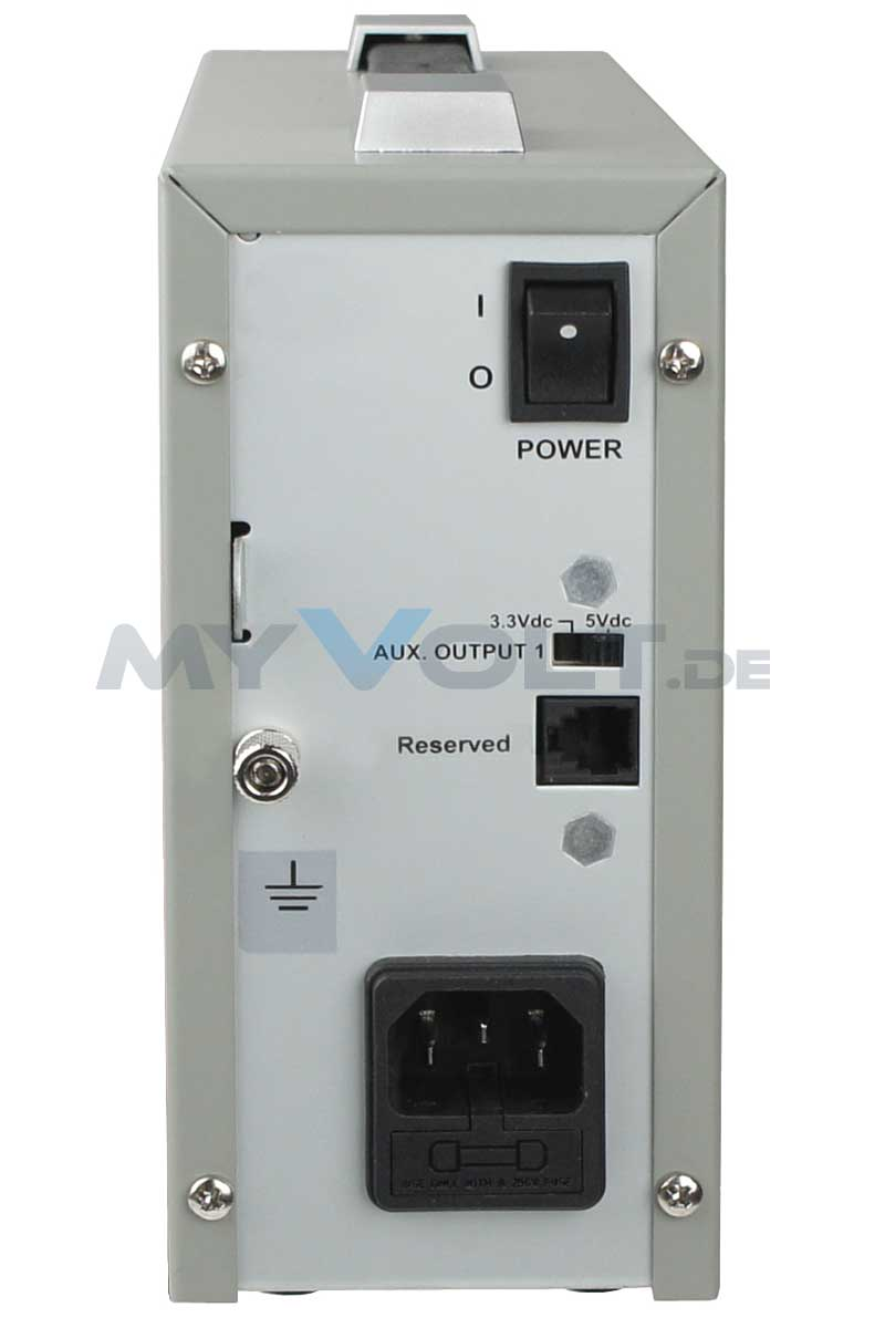 Labornetzgerät 1-36V / 3A - Schaltnetzteil NTP-5531