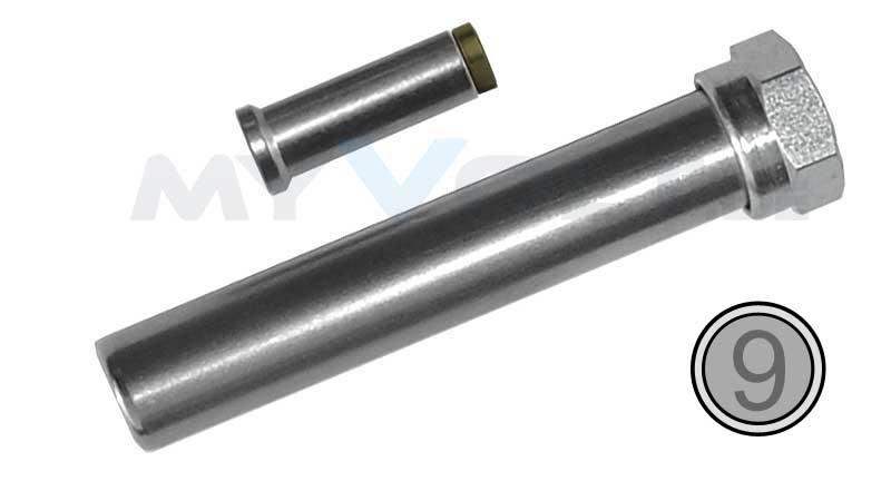 Lötspitzen-Adapter-Set Weller PT-9 / LT (480°C)