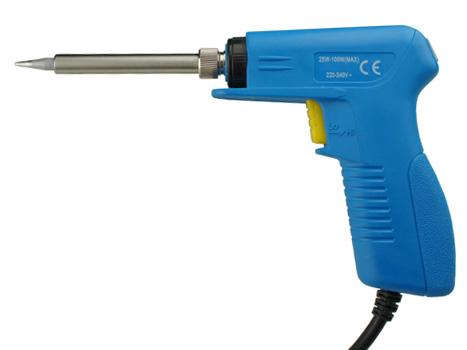 Lötpistole LP-100 mit Zusatzheizfunktion 25 / 100 Watt