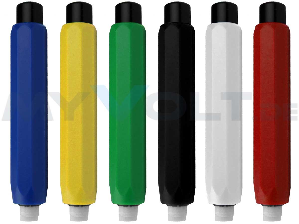 Glasfaserstift / Glasradierer - Klemmhalter für 10mm Glasfaserpinsel