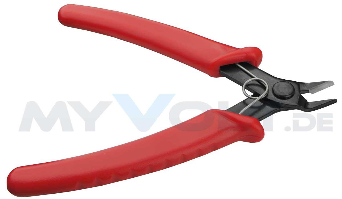 Elektronikschneider ohne Wate (rot)