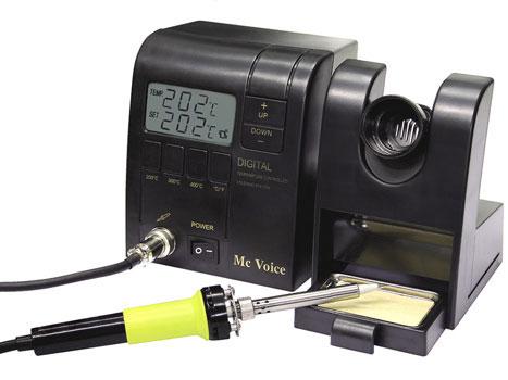 digitale Lötstation LS-1000 / ZD-937 in schwarz