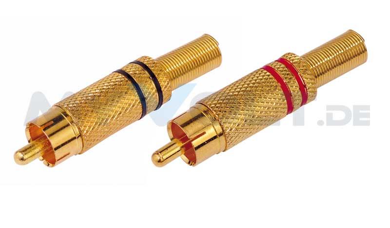 Cinch-Stecker GOLD
