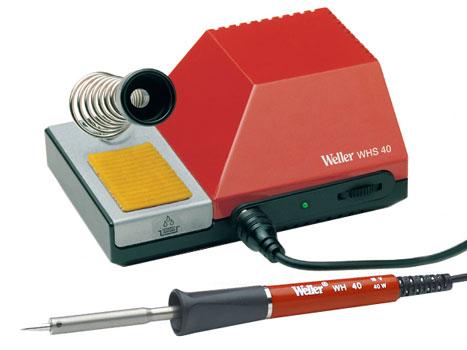 Lötstation Weller WHS-40 mit Temperaturregelung WHS40