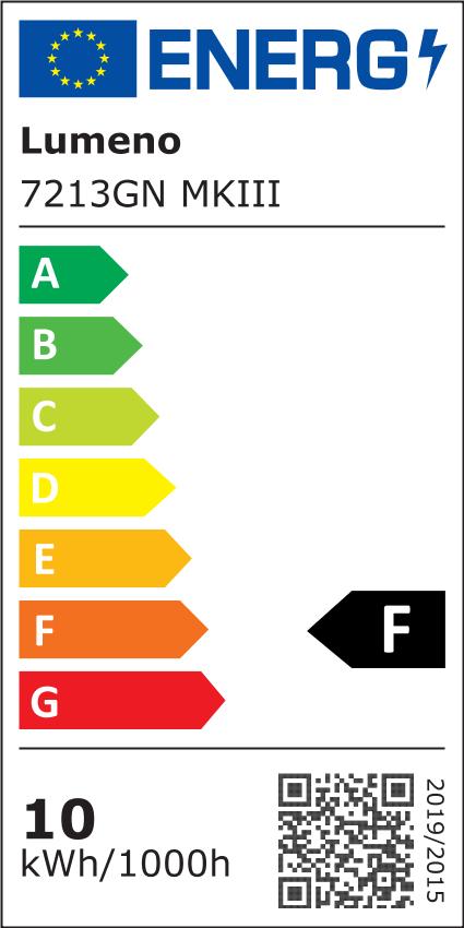 LED Lupenleuchte 96 LEDs Lumeno 3 Dioptrien (grün) - Lupenlampe