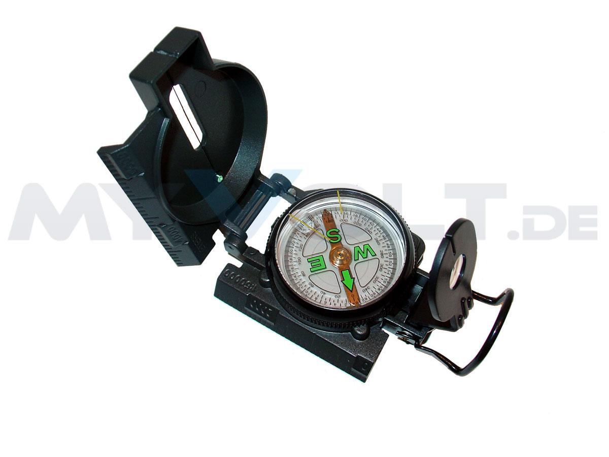 Peil- und Marschkompass