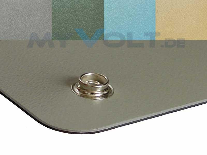 ESD-Arbeitsplatz-Set mit Bodenmatte (Tischmatte 600x 900mm)