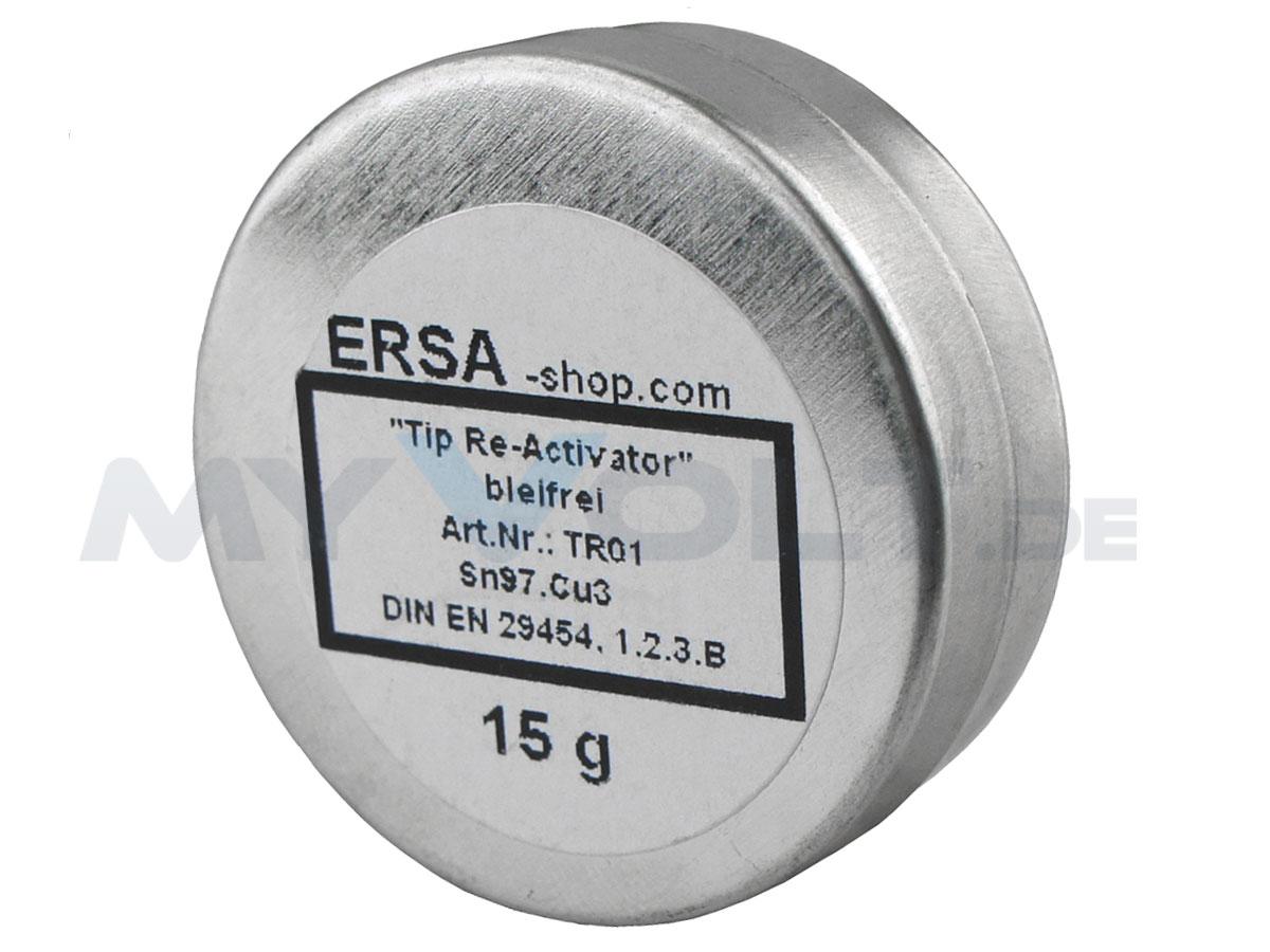 Tip-Reactivator von ERSA Lötspitzenreiniger (bleifrei)