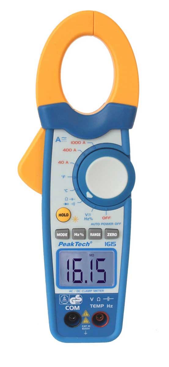 Digital-Zangenmultimeter PeakTech P-1615